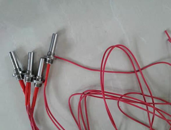 单头电热管接线