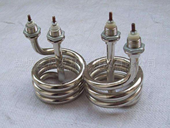 不锈钢双头电热管