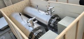 熔喷布空气电加热器